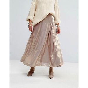 NWT Free People Catch the Wind Skirt Sz 0